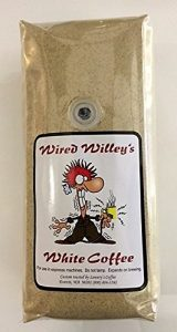 Wired Willey's White Coffee Bean