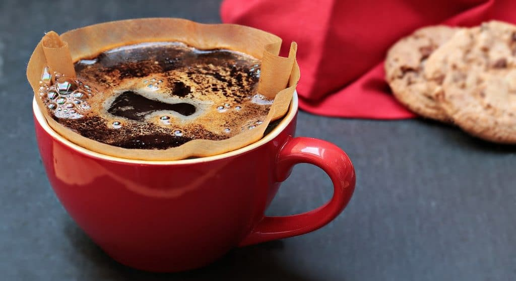 how to make coffee without filter
