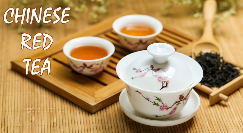 Chinese Red Tea