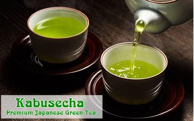 kabusecha green tea