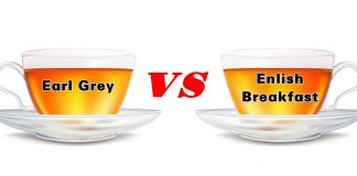 EARL GREY VS ENGLISH BREAKFAST