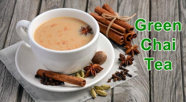 green chai tea
