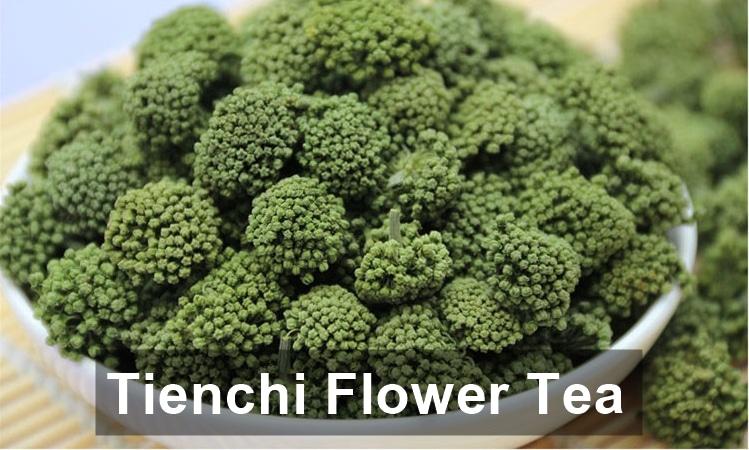 tienchi flower tea