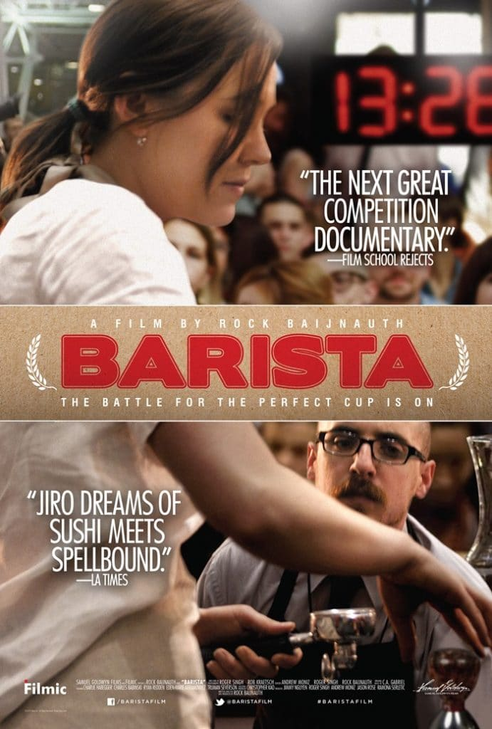 BARISTA 2015 - COFFEE DOCUMENTARY