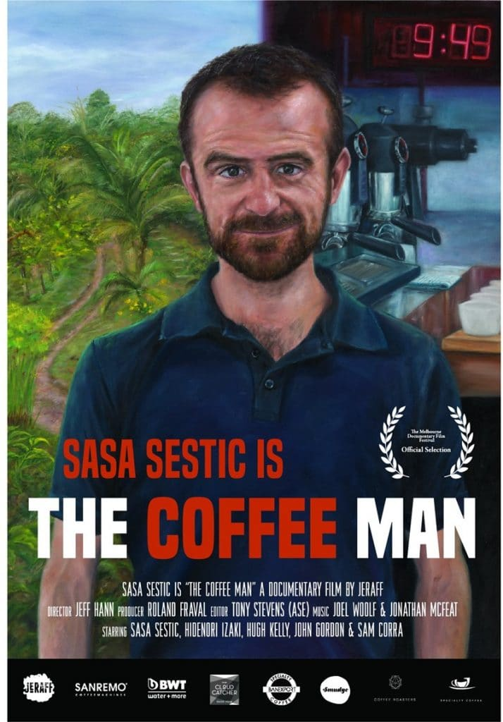 THE COFFEE MAN - COFFEE DOCUMENTARY