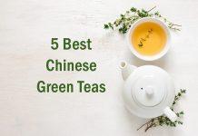 5 best Chinese Green teas