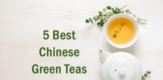 5 best Chinese Green teas