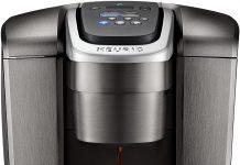 Keurig K-Elite - Best easy to clean coffee maker